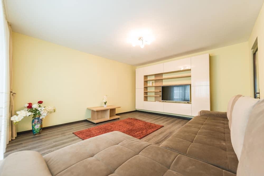 Apartmán typu Deluxe, 2 spálne - Obývačka