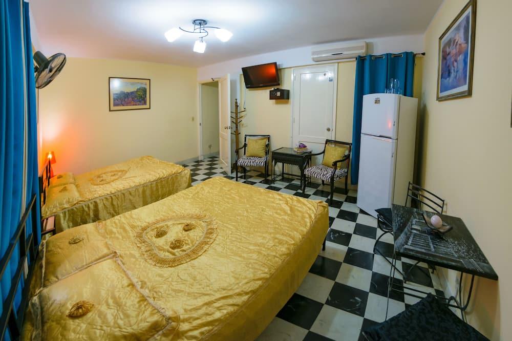 아파트, 침대(여러 개) - 객실