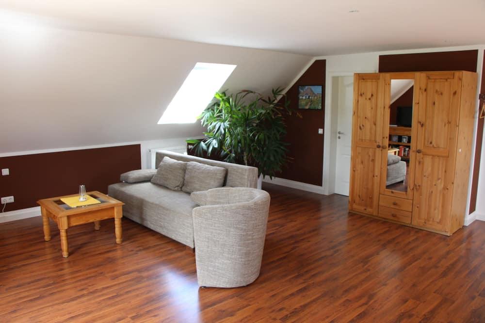 Apartamento estándar, 1 cama doble (1 room) - Zona de estar