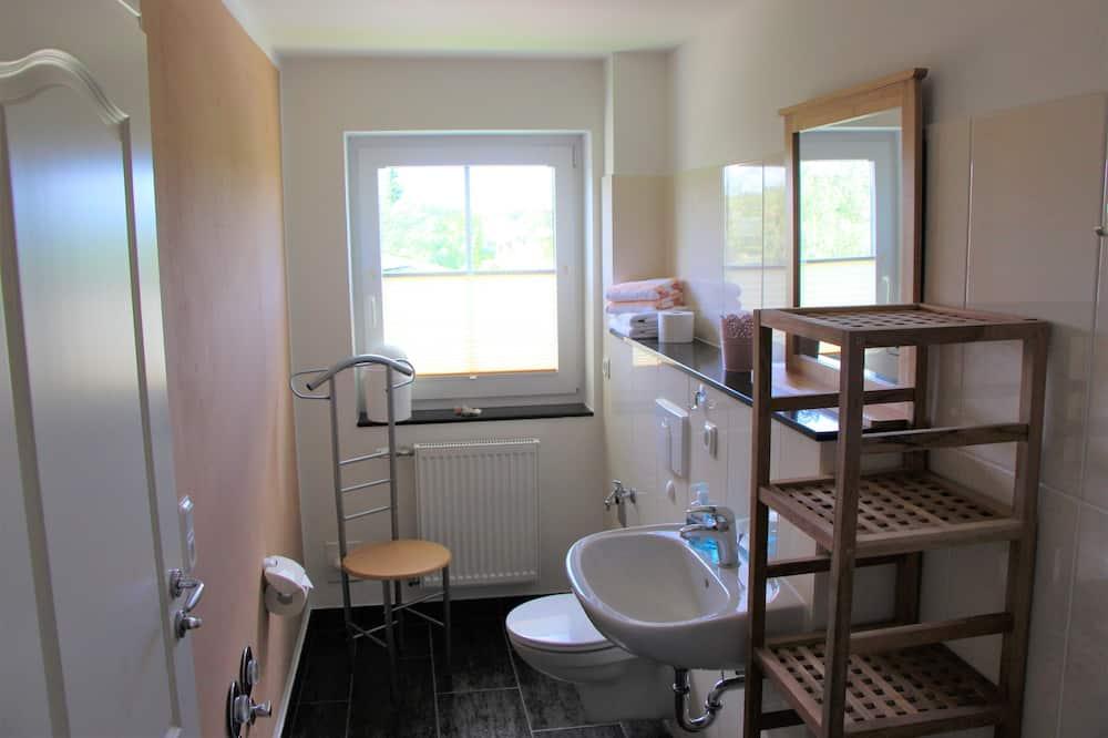 Apartamento estándar, 1 cama doble (1 room) - Cuarto de baño