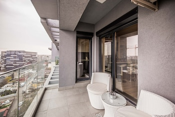 Picture of Luxury Penthouse Plaza Residence P1 in Bucharest