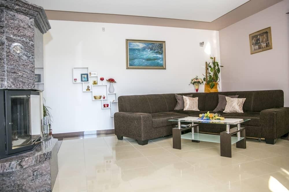 Vila - Obývacie priestory