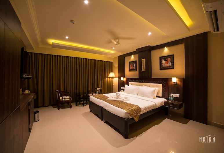 海安 - 橄欖樹酒店, 維傑亞瓦達, 豪華客房, 城市景, 客房
