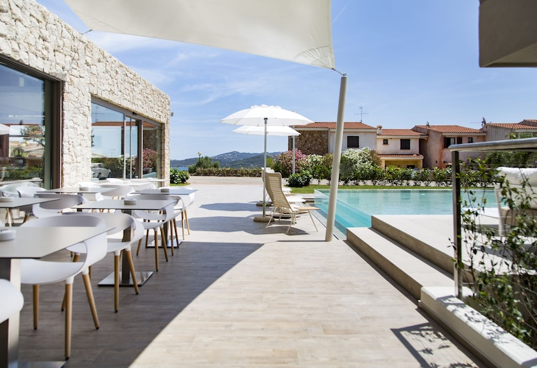 Sandalia Boutique Hotel, Arzachena, Terraza o patio