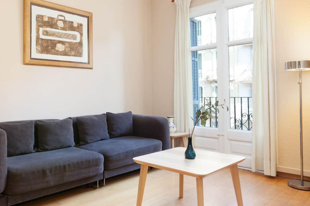 City Apartment, 1 Bedroom, City View - Room