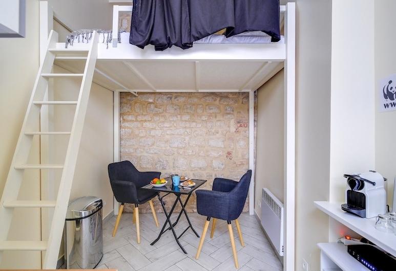 Cosy Studio in the Heart of the Marais, Paris, Area Keluarga