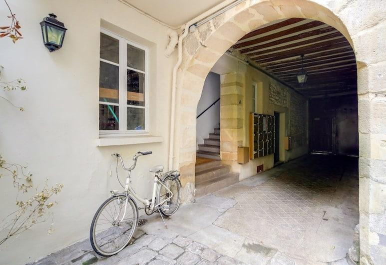 Cosy Studio in the Heart of the Marais, Paryż, Z zewnątrz
