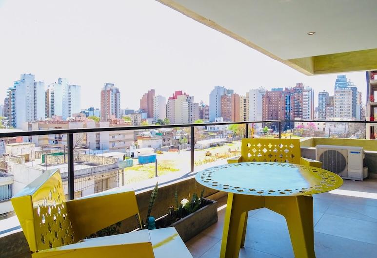 薩沙密斯特爾住宅酒店, Córdoba, 家庭公寓, 多張床, 露台
