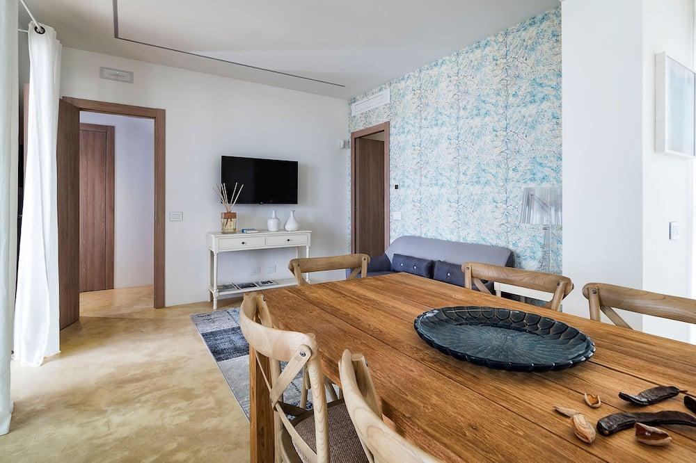 Villa, 3 camere da letto - Pasti in camera