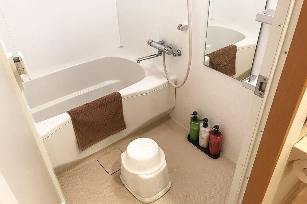 セミダブルルーム - バスルーム