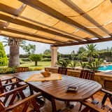 Villa With 5 Bedrooms in Noto, With Wonderful Mountain View, Private Pool, Enclosed Garden