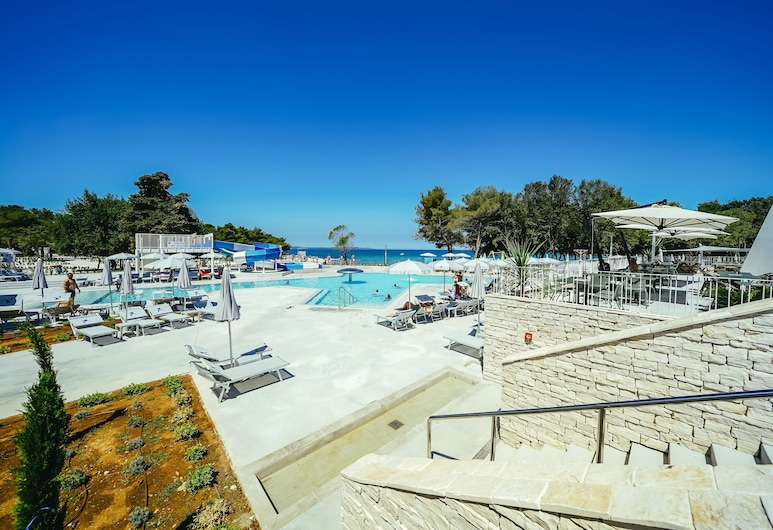 Falkensteiner Premium Mobilehomes Zadar - Camping, Zadar, Välibassein