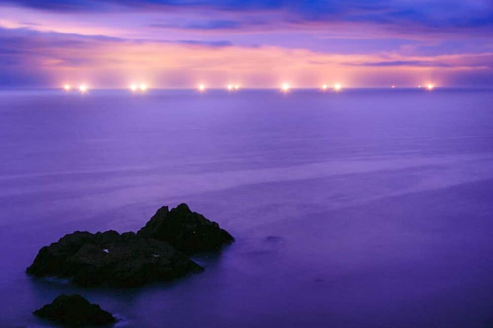 Quarto Tradicional, Vista Mar (Japanese Style for 4 Guests) - Vista para a Praia/Oceano