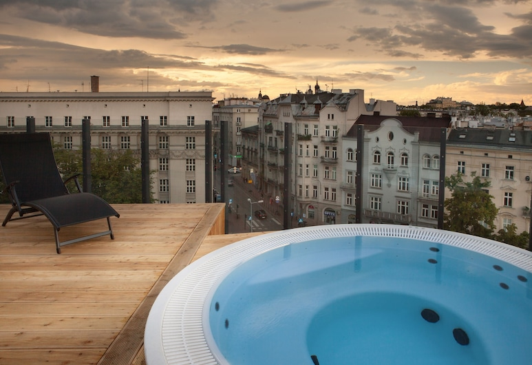 The Loft Hotel - Adults Only, Krakow, Terrace/Patio