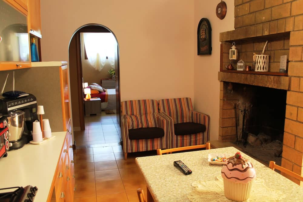 Comfort Double Room Single Use - Living Area