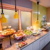 Сніданок «шведський стіл»