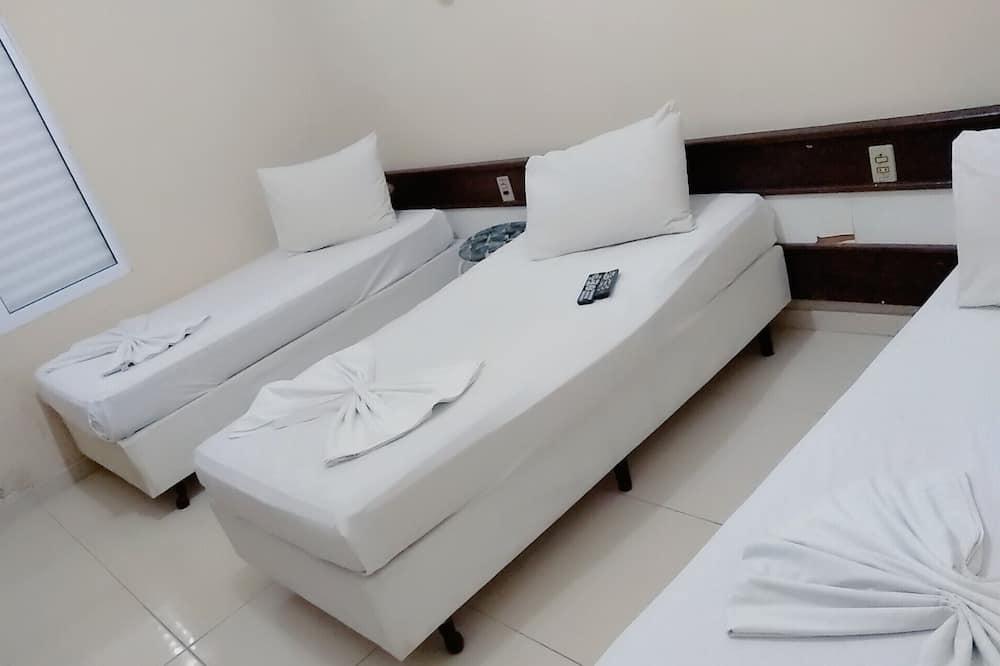 ห้องเบสิกทวิน - ห้องพัก