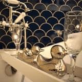 Double Room, Ensuite (Puddle Duck) - Bathroom