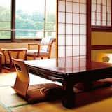Traditional-huone, Tupakointi sallittu, Kulma (Japanese Style, 10 Guests) - Vierashuone