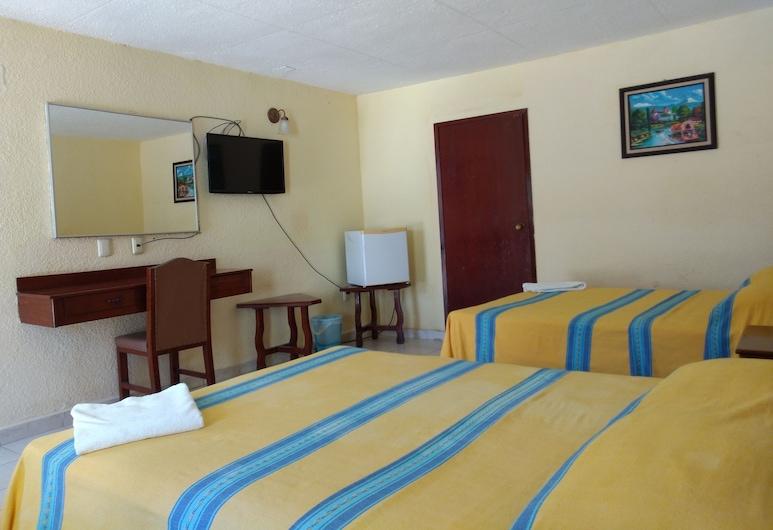 Hotel Granada, Campeche, Business kahetuba, 2 kahevoodit, Tuba