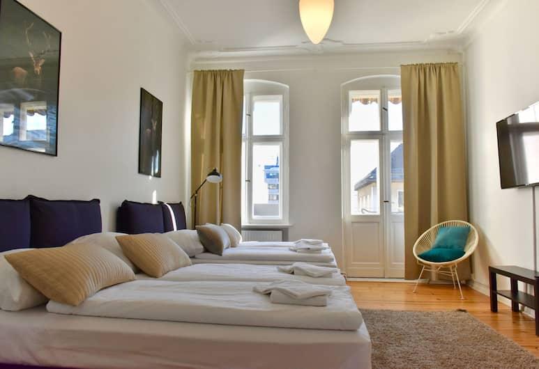 Aparthotel Thüringer Hof, Berlín, Apartmán typu Superior, 2 spálne, Izba