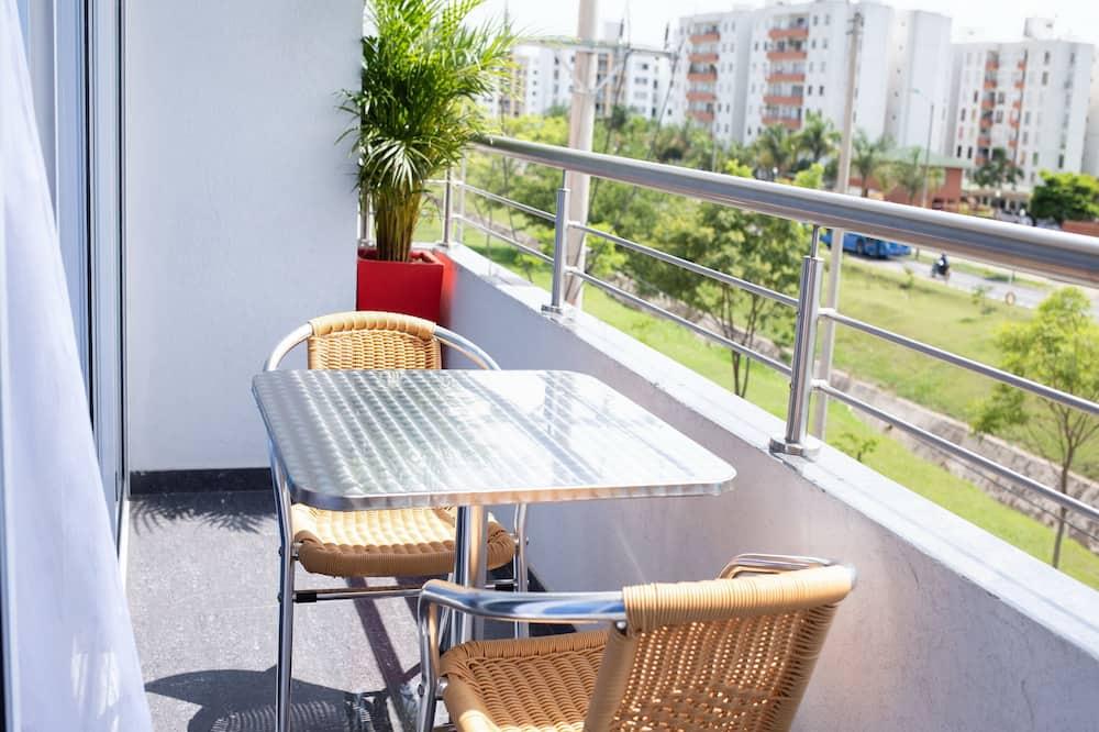 Deluxe Room, Balcony & Kitchenette - Balkón
