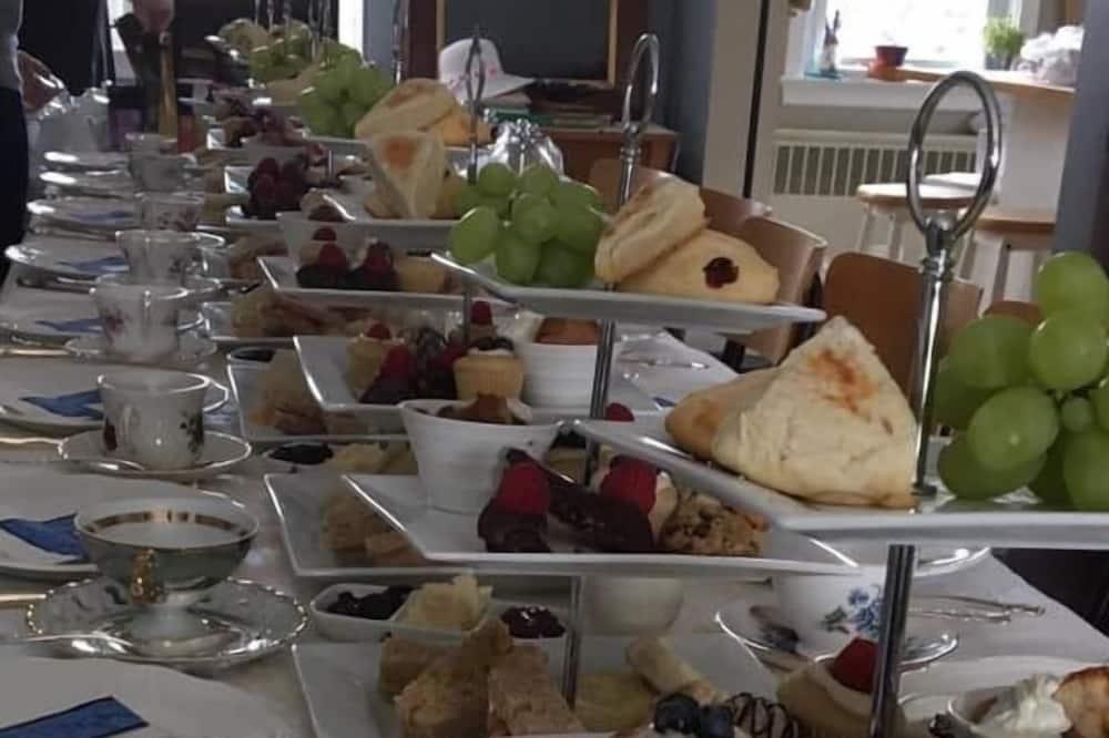 Brokastu bufete