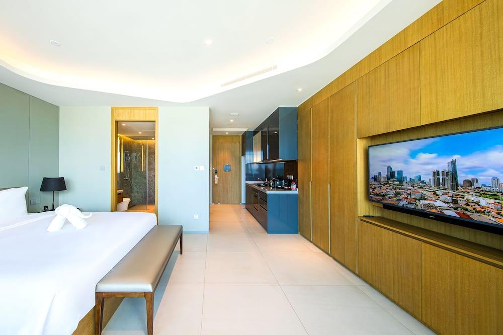 Executive Studio (Ocean) - Living Area