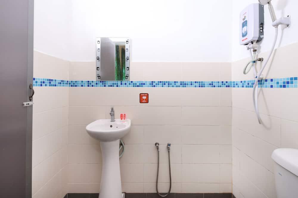 Kamar Twin Deluks - Kamar mandi