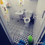 Shared Dormitory, Women only, Private Bathroom (4 people) - Bathroom