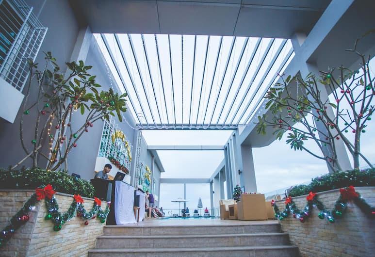 Ca&Sa Service Apartment, Phnom Penh, Hala