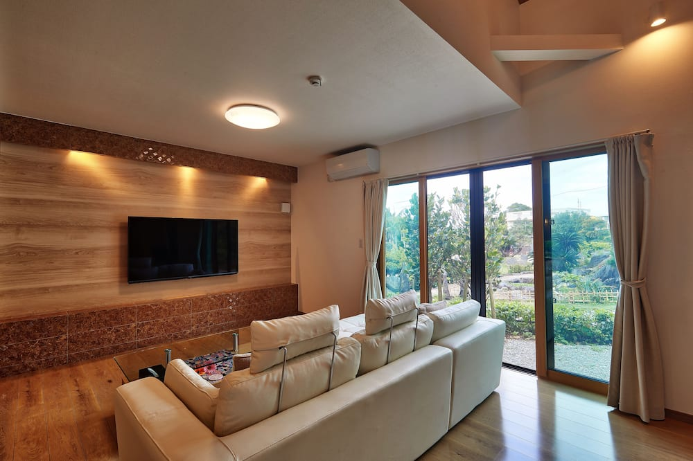 Deluxe-Villa (for 7 Guests) - Wohnbereich