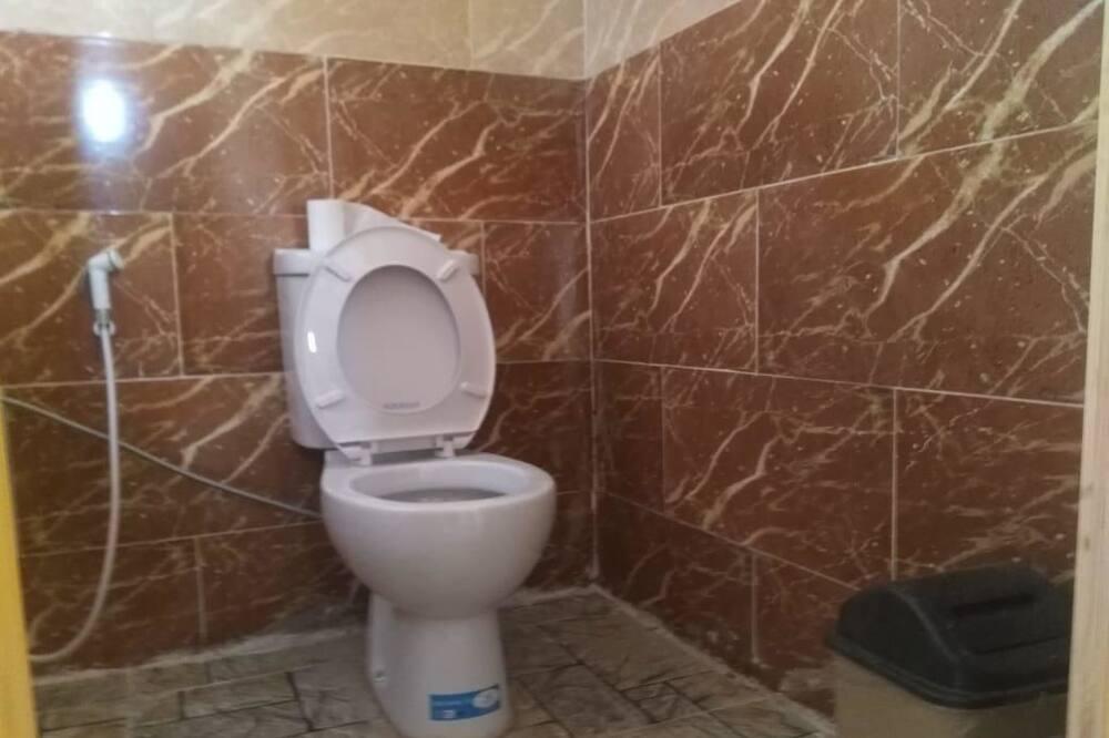 공용 도미토리, 남녀공용 도미토리 - 욕실