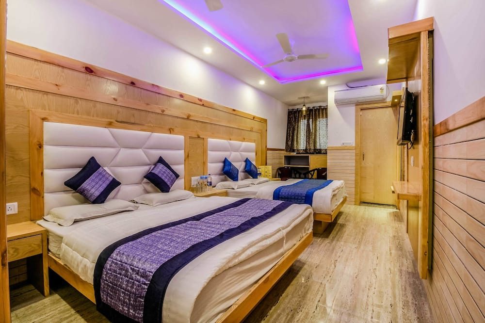 Obiteljska soba, Više kreveta - Soba za goste