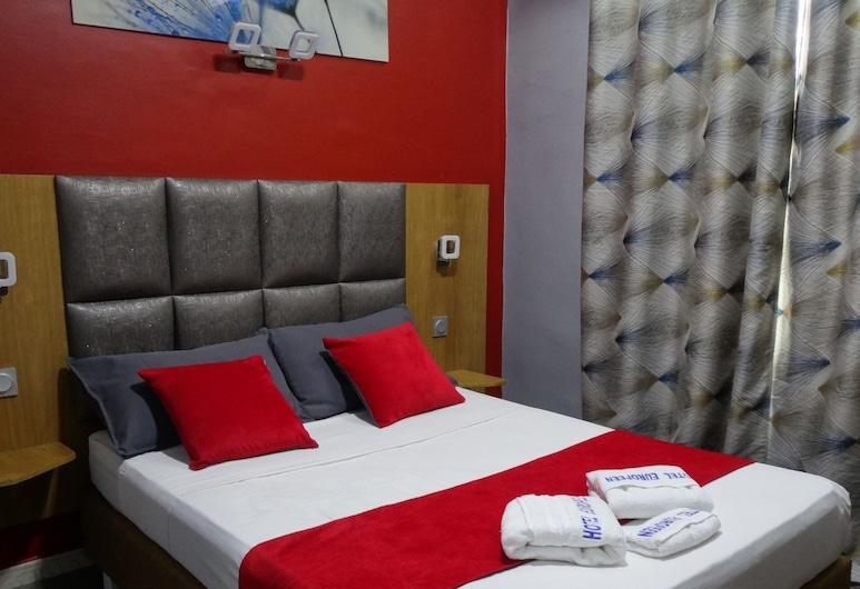 호텔 유로피엔, 마르세유, 컴포트 더블룸, 객실