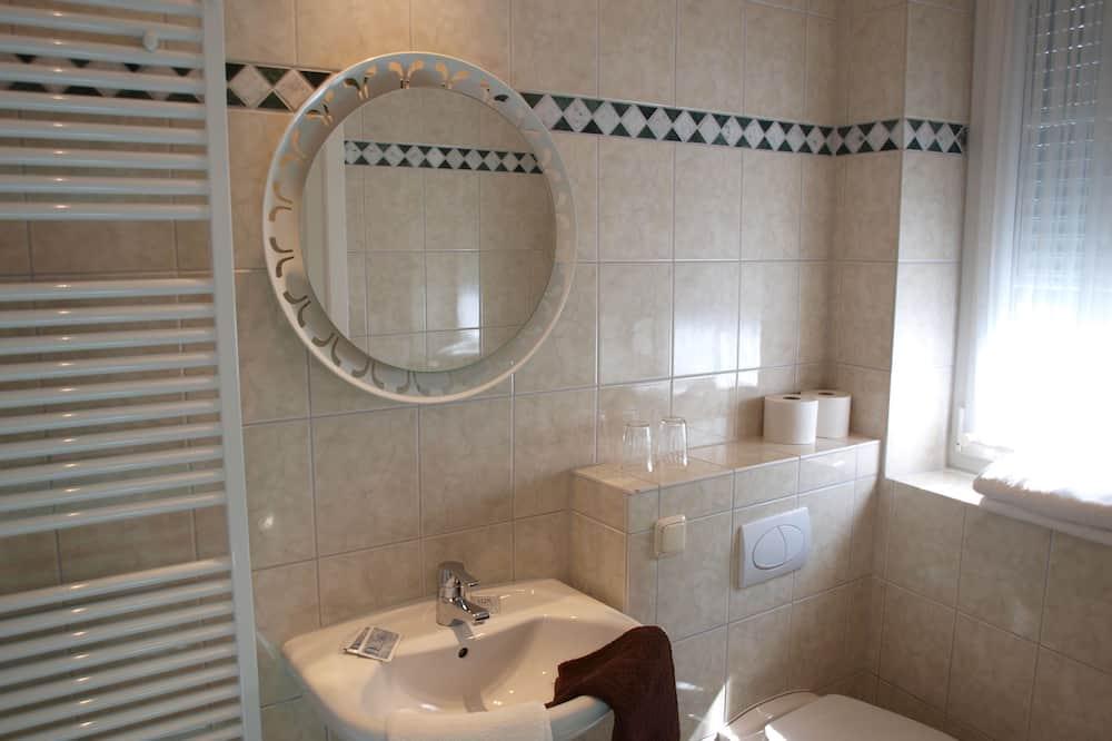 Tek Büyük Yataklı Oda, Özel Banyo - Banyo