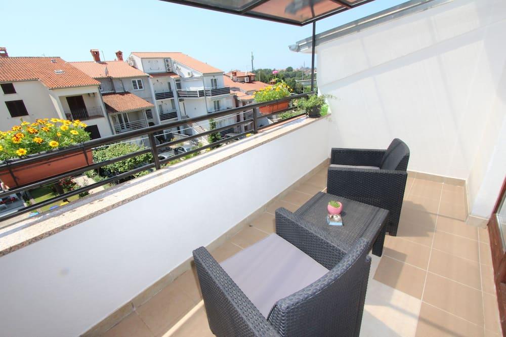 Студия «Комфорт», балкон - Балкон