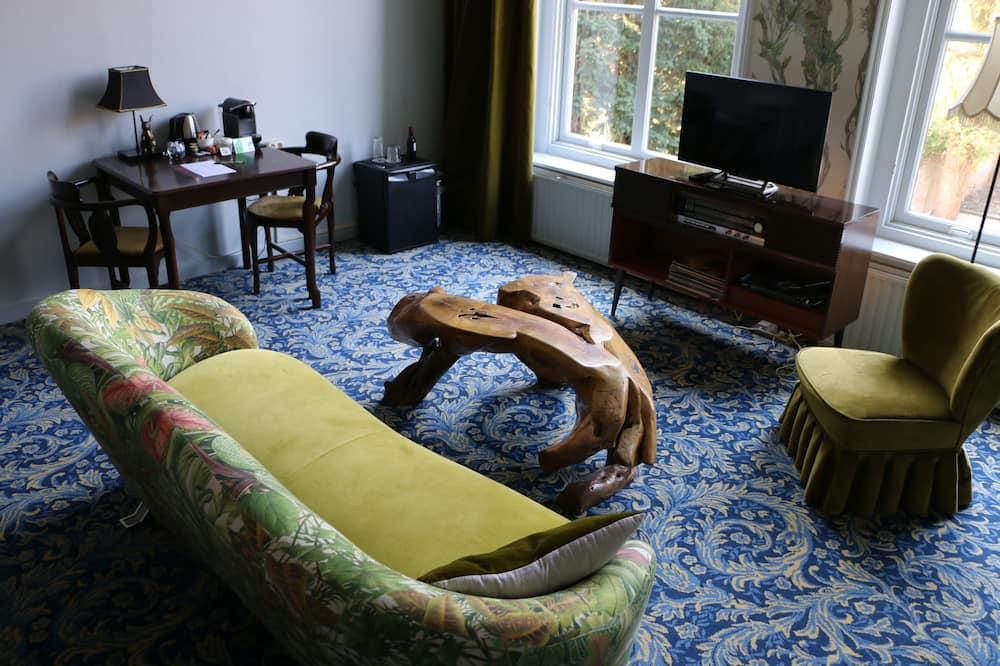 Suite Grand, para no fumadores - Sala de estar