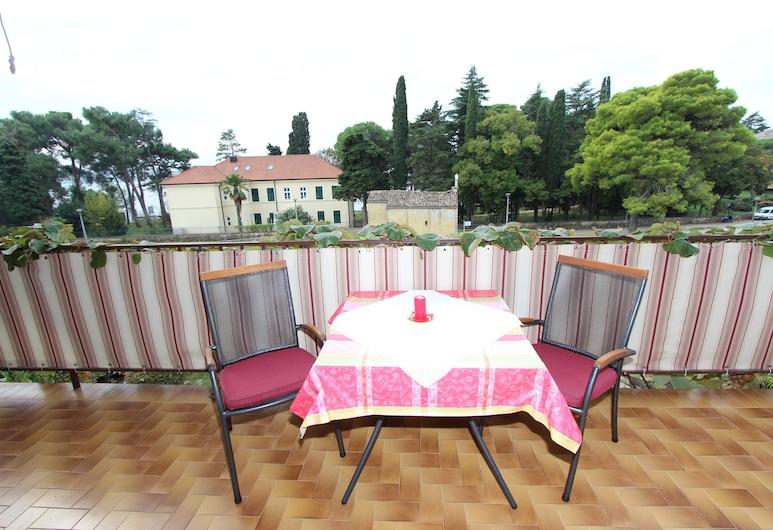 Apartments Daria, Rovinj, Apartment, 1 Bedroom, Balcony, Balcony