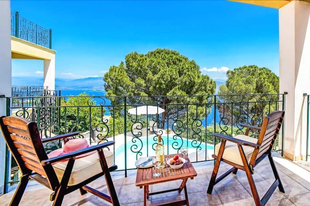 Villa, 3 Bedrooms, Private Pool, Sea View - Balcony