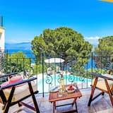 Villa, 3 Bedrooms, Private Pool, Sea View - Balkoni