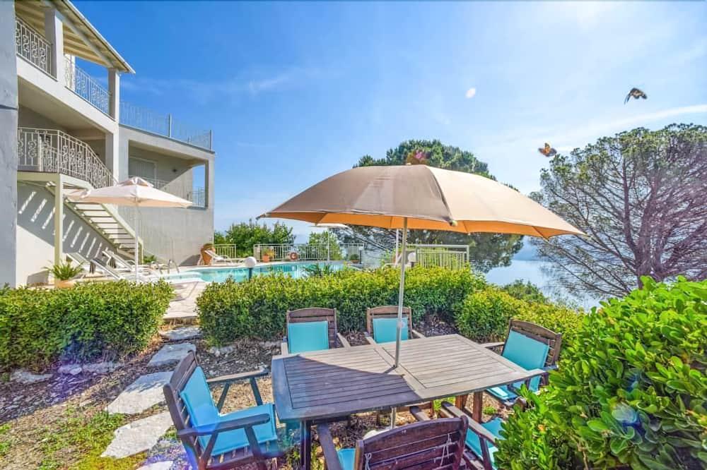 Villa, 3 Bedrooms, Private Pool, Sea View - Terrace/Patio