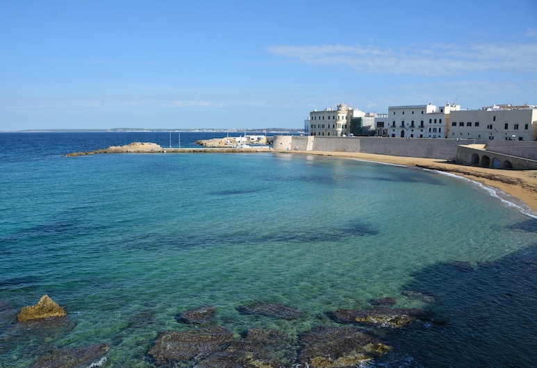 Apartment With one Bedroom in Nardò, With Furnished Garden and Wifi - 3 km From the Beach, Nardo, Vue sur la plage/la mer
