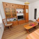 Appartamento, 2 camere da letto, balcone - Soggiorno