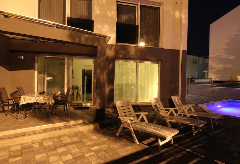 Apartment Karlo 2, Rovinj, Terras