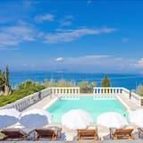 別墅, 4 間臥室, 私人泳池, 海景 - 私人游泳池
