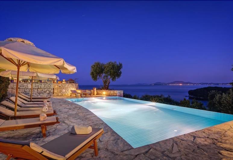 Villa Fonesei, Corfu, Villa, 5 Bedrooms, Private Pool, Private pool