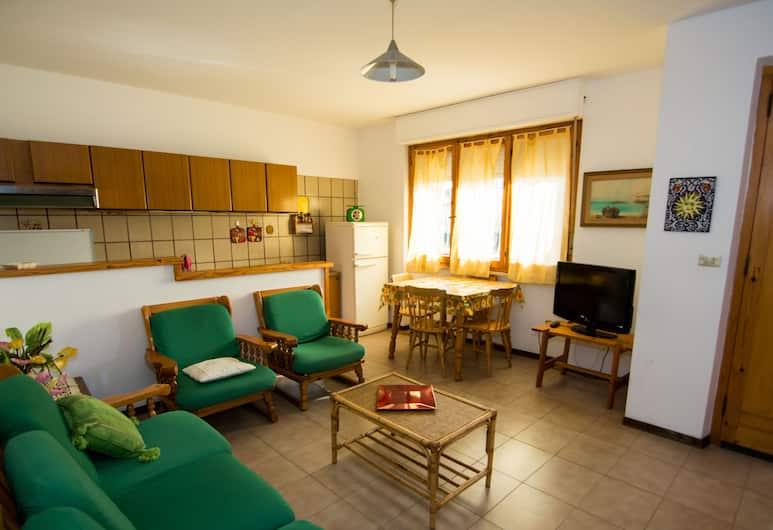 كازا دينتيشي, ألجيرو, شقة - غرفتا نوم, منطقة المعيشة