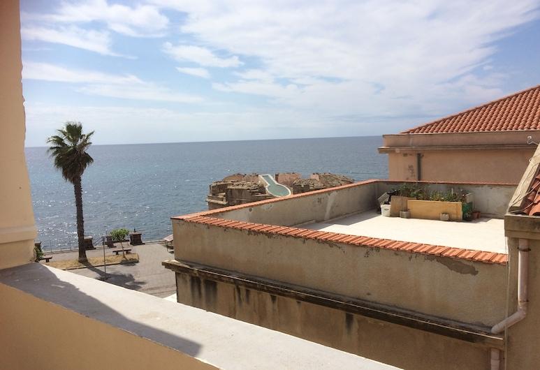 Casa Donzella, Alghero, Apartemen, 1 kamar tidur, Pemandangan Balkon