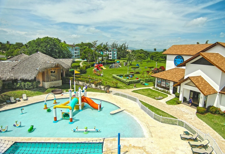 Condos at Sosua Ocean Village, Cabarete, Wasserpark